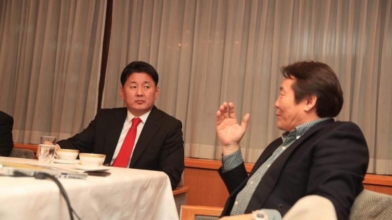 Японы Хоккайдо мужид фермер эрхлэдэг А.Аварзэдтэй Ерөнхий сайд уулзлаа